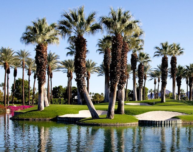 Desert Springs Golf Club Marriott