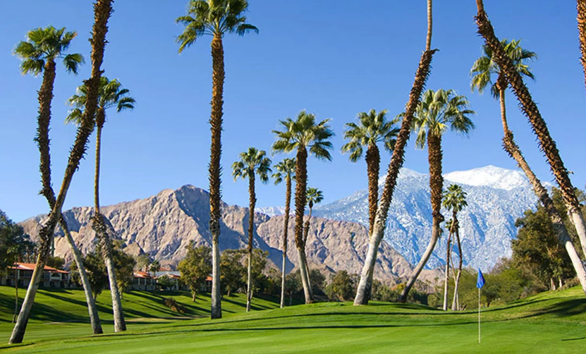 Rancho Las Palmas Golf Course Palm Springs