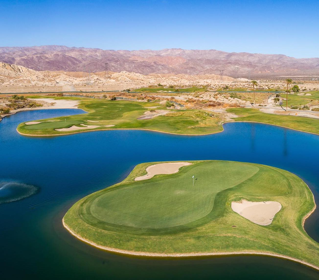 The Golf Club at Terra Lago, Indio CA