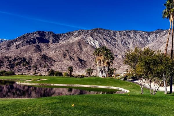 Indian Canyon Golf Course
