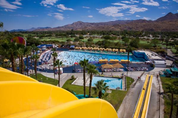 Wet n Wild Water Park Palm Springs