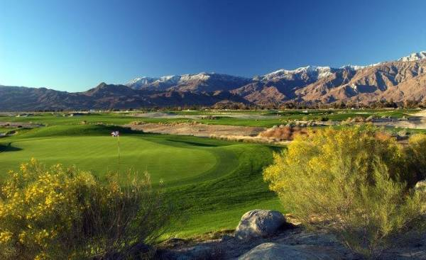 Cimarron Golf Resort, Cathedral City, California