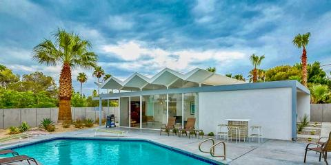 Collection Of Mid Century Modern Vacation Homes My Palm